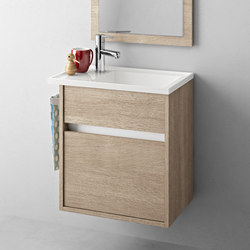 Duetto | 16 | Vanity units | Mastella Design