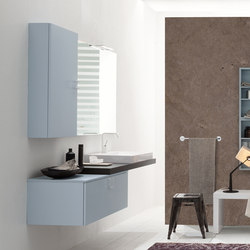 Byte 2.0 | Composition 07 | Wall cabinets | Mastella Design