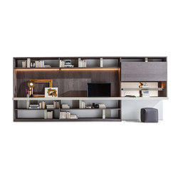 505 Modular System | Office shelving systems | Molteni & C