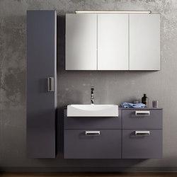 Byte 2.0 | Composizione 09 | Contenitori bagno | Mastella Design