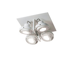 Titan 4 CB50 | Ceiling-mounted spotlights | Light-Point