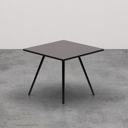 Meety quadrato | Restaurant tables | Arper