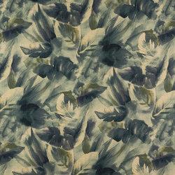 Materia Foliage Blu | Tejidos tapicerías | Molteni & C