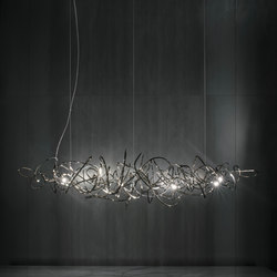 Doodle | Suspended lights | Terzani