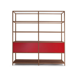 Reticolo Libreria | Office shelving systems | Molteni & C