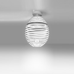 Incalmo 214 Ceiling lamp | General lighting | Artemide