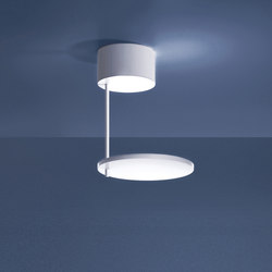 Orbiter Ceiling lamp | General lighting | Artemide