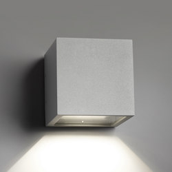 Cube XL Down E27 | Faretti a parete | Light-Point