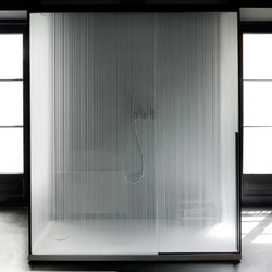 Sliding | Shower screens | Boffi