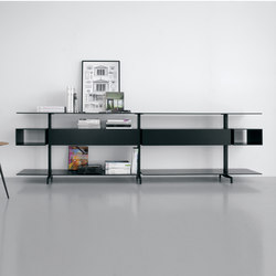 System SY52 | Office shelving systems | Extendo