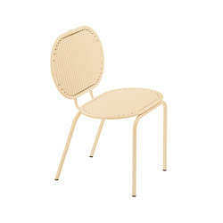 Roll Collection Chair | Sedie ristorante | Studio Verena Hennig