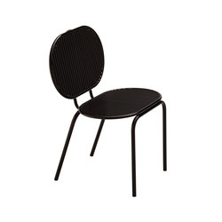 Roll Collection Chair | Chaises de restaurant | Studio Verena Hennig