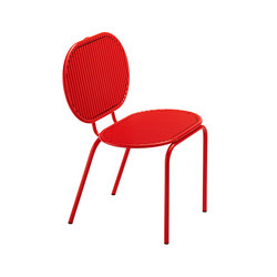 Roll Collection Chair | Chaises de restaurant | AKTTEM
