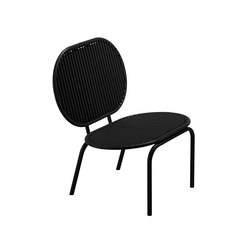 Roll Collection Lounge Chair | Poltrone da giardino | VERENA HENNIG
