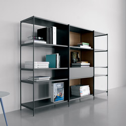 XY 28 | Office shelving systems | Extendo