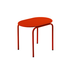 Roll Collection Stool | Gartenhocker | VERENA HENNIG