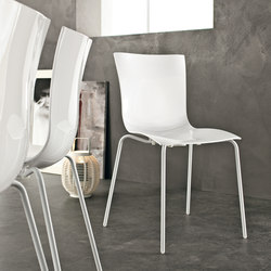 Aria Easy | Chairs | Tonin Casa