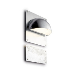 Rørhat Backplate & Nameplate | Outdoor wall lights | Light-Point