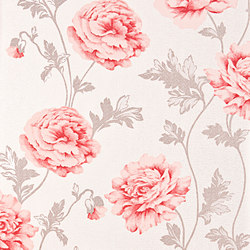 Versailles - Flower wallpaper EDEM 086-21 | Wallcoverings | e-Delux