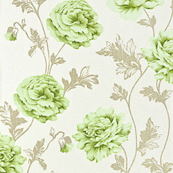 Versailles - Flower wallpaper EDEM 086-25 | Wall coverings / wallpapers | e-Delux