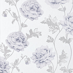 Versailles - Flower wallpaper EDEM 086-26 | Wall coverings / wallpapers | e-Delux