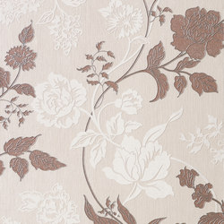 Versailles - Flower wallpaper EDEM 116-23 | Wall coverings | e-Delux