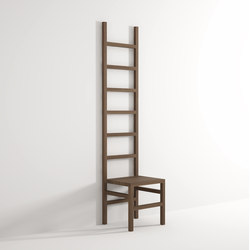Ladder chair | Handtuchhalter / -stangen | Idi Studio