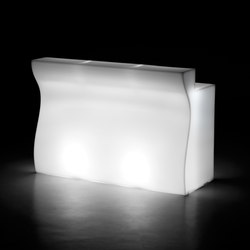 Bartolomeo | Desk Light | Reception desks | EURO3PLAST S.P.A.