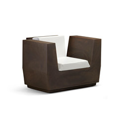 Big Cut | Armchair | Poltrone da giardino | PLUST