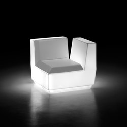 Big Cut | Corner Light | Modular seating elements | PLUST