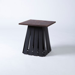 Plated Table | Mesas auxiliares | Thislexik