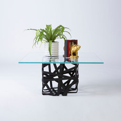 Woven Cube | Lounge tables | Thislexik