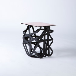Woven Rectangle | Side tables | Thislexik