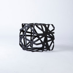 Woven Cube | Side tables | Thislexik
