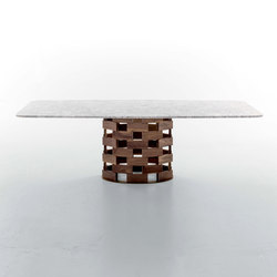 Colosseo | Tables de repas | Tonin Casa