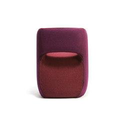 Om textile armchair | Besucherstühle | Mobles 114