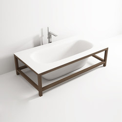 Âme bathtub | Free-standing baths | Idi Studio