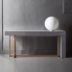 Shine | Quincy Console | Tables consoles | Meridiani