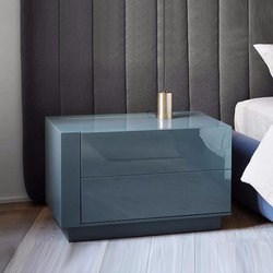 Benjamin Night table | Night stands | Meridiani
