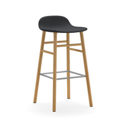Form Sgabello da bar 75 Upholstered | Sgabelli bar | Normann Copenhagen
