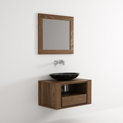 Max hanging cabinet 1 drawer | Vanity units | Idi Studio