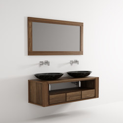 Max hanging cabinet 3 drawers | Wash basins | Idi Studio