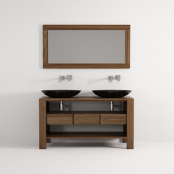 Max standing cabinet 3 drawers | Wash basins | Idi Studio