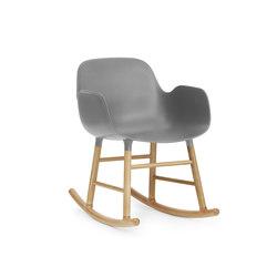 Form Rocking Armchair | Sillones | Normann Copenhagen