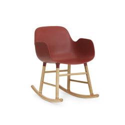 Form Rocking Armchair | Schaukelsessel / -liegen | Normann Copenhagen