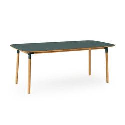Form Table | Mesas comedor | Normann Copenhagen
