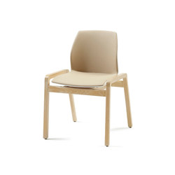 Grace PP 01 | Visitors chairs / Side chairs | Z-Editions