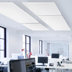 OWAconsult® collection | Deckensegel Selecta | Acoustic ceiling systems | OWA