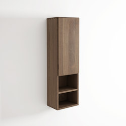 Move hanging rack 1 door right 2 niches | Wall cabinets | Idi Studio