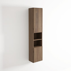 Move hanging rack 2 doors right 2 niches | Armarios de baño | Idi Studio